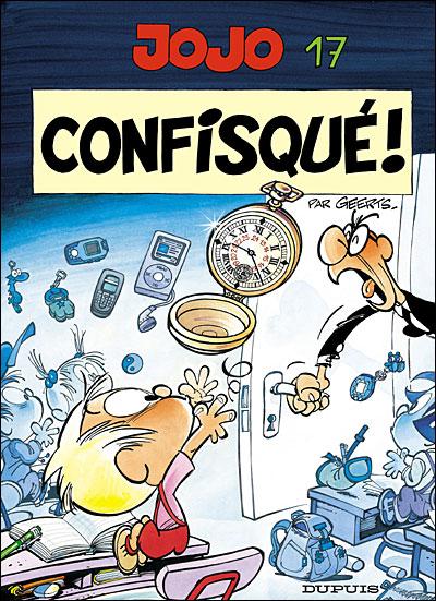 Jojo par Geerts  tome 17: Confisqué! 97828010