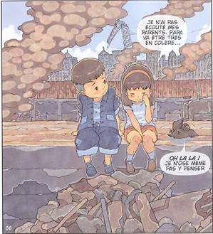 La Balade de Yaya de Jean-Marie Omont et Golo Zhao Case_b10