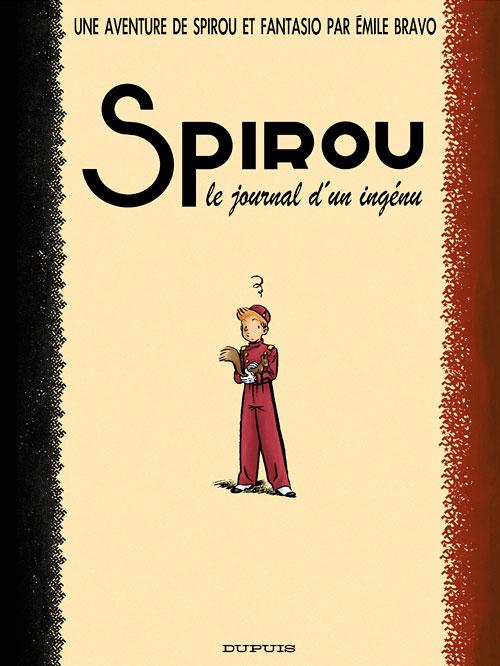 Spirou, le journal d'un ingénu par Bravo Coverb10