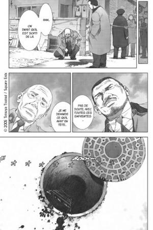 Manhole de Tetsuya Tsutsui Manhol14