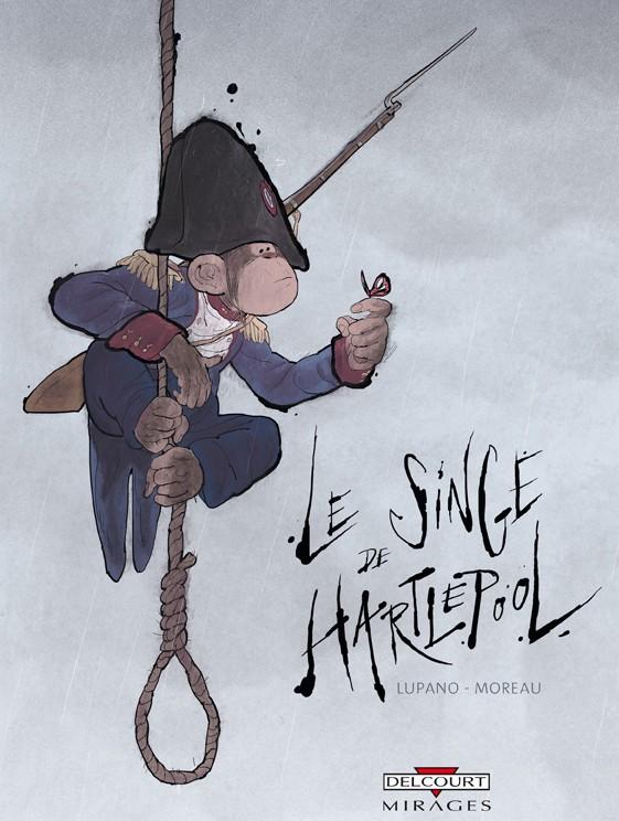 Le Singe de Hartlepool de Jérémie Moreau & Wilfrid Lupano Singe_10