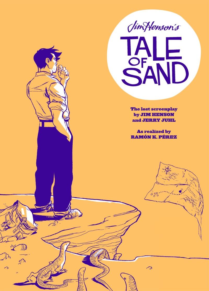 Tale of sand de Ramón K. Pérez sur un scénario original de Jim Henson & Jerry juhl Taleof10