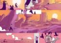 Tale of sand de Ramón K. Pérez sur un scénario original de Jim Henson & Jerry juhl Henson10