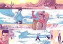 Tale of sand de Ramón K. Pérez sur un scénario original de Jim Henson & Jerry juhl Taleof11