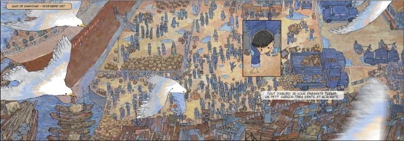 La Balade de Yaya de Jean-Marie Omont et Golo Zhao Yaya_i10