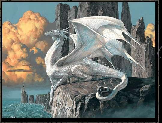 Créatures uniques Dragon11