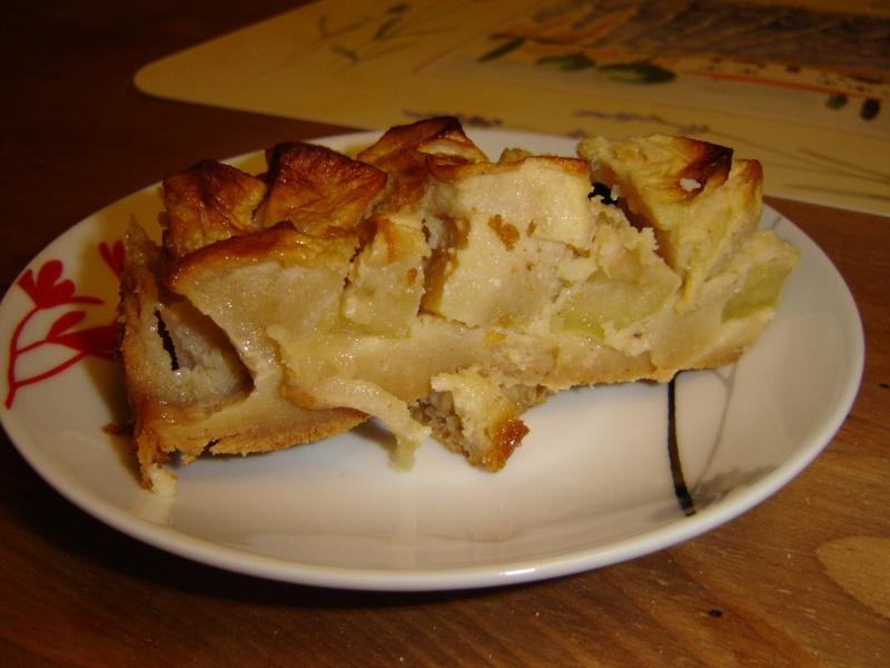 clafoutis aux pommes Dsc01815