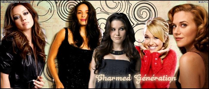 +Charmed Génération+