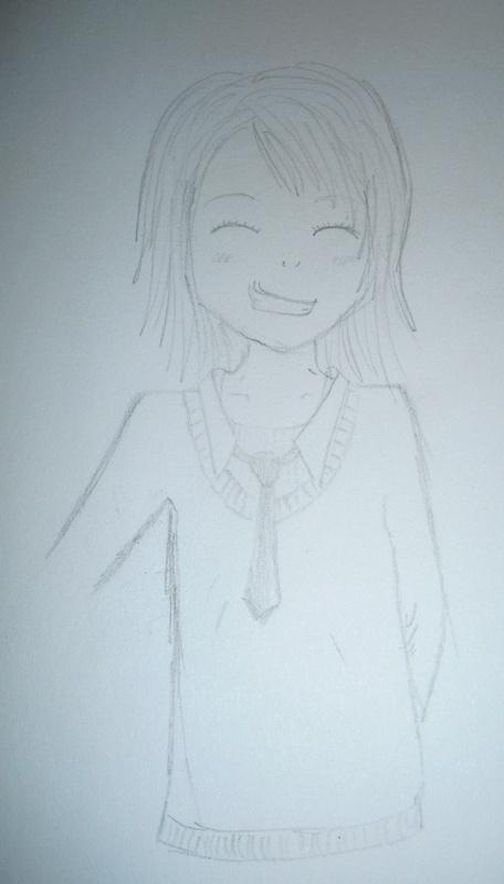 Créations crayonesques de Pwouet. Yuiko10