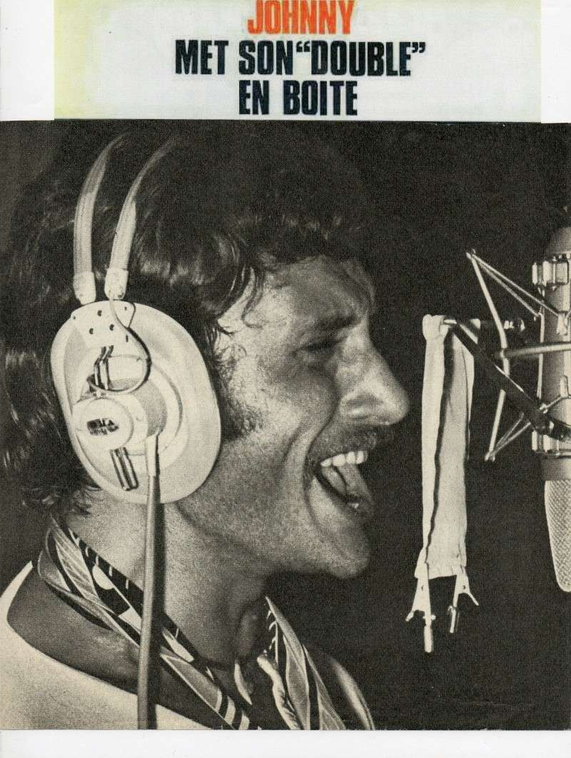johnny hallyday en studio  Img64813