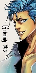 Grimmjow Jaggerjack