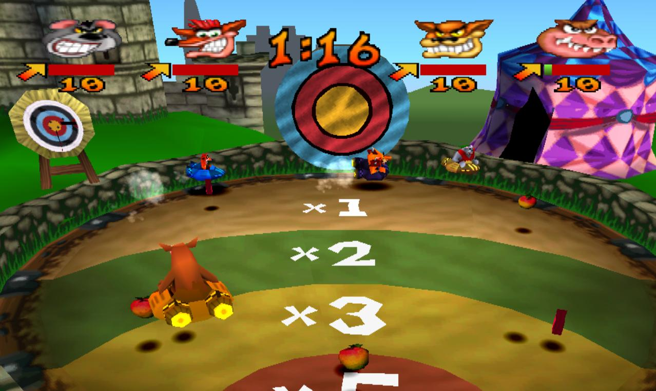 Crash Bash Dragon11