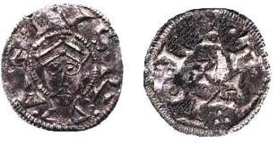 Dinero de Alfonso VI Dinero12