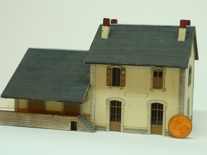 [Architecture & Passion] Productions et nouveautés 1/160 - Ligne des Causses 16040110