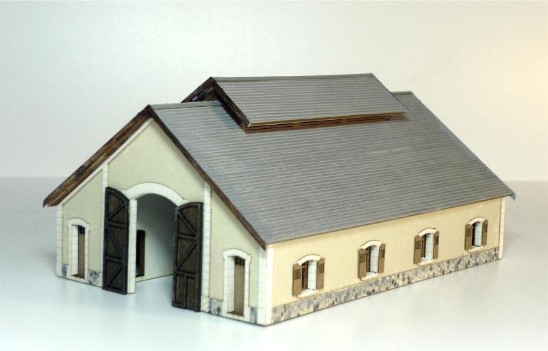 [Architecture & Passion] Productions et nouveautés 1/160 - Ligne des Causses 16040112