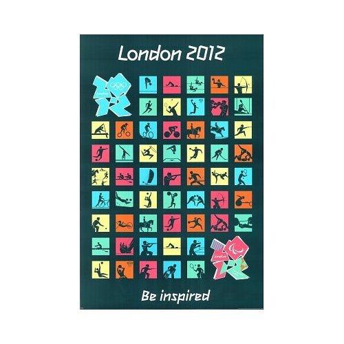 Londres 2012 - Les pictogrammes officiels Draft_10