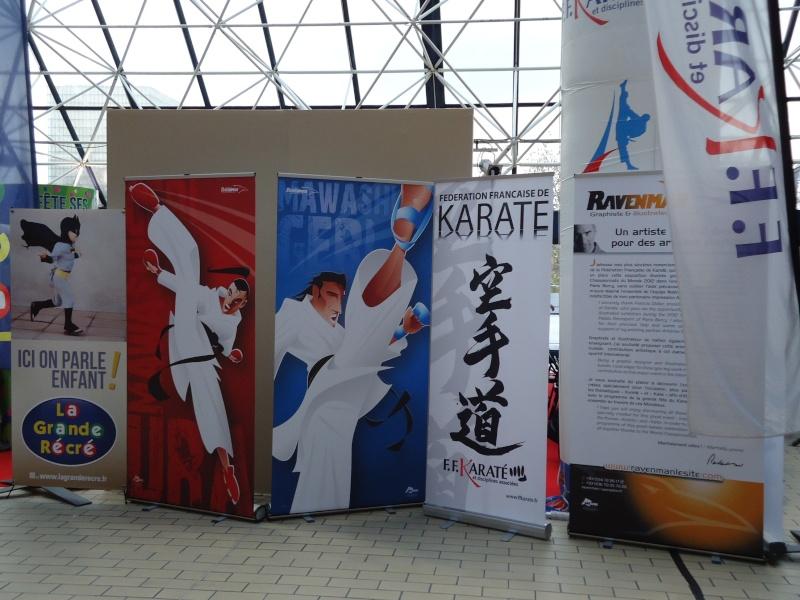Championnats du Monde de KARATÉ Dsc00916