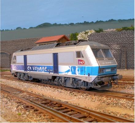 "BB 26022 SNCF ""PIKO""  3 rails AC 12600810"