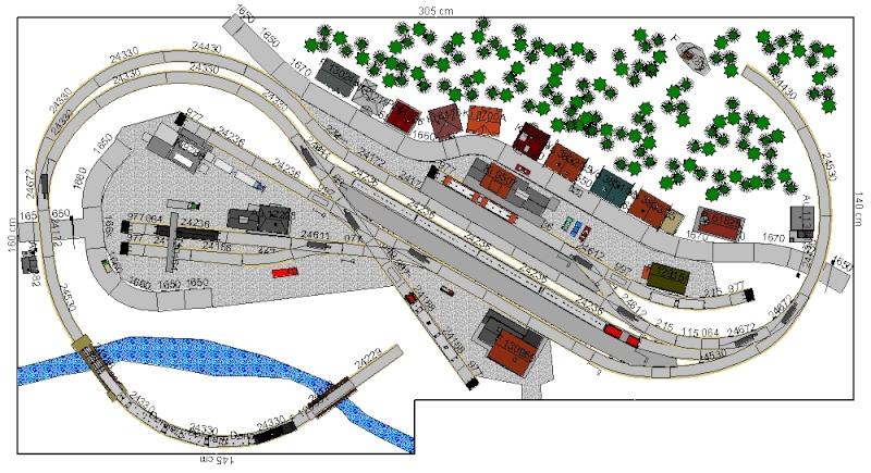 Plans de réseaux Decor11