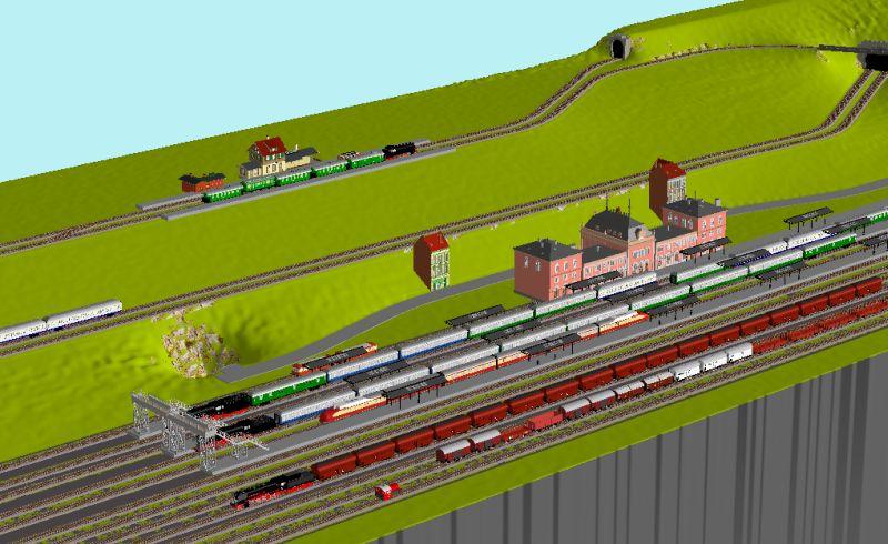 Plans de réseaux Ludwig16