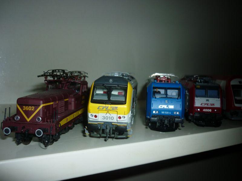 Ma collection de matériel CFL / SNCB  P1010213