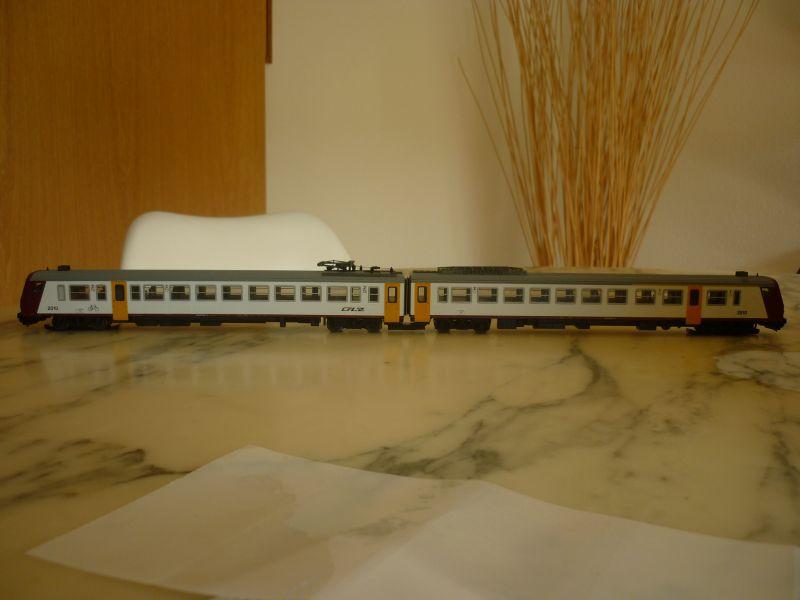 Ma collection de matériel CFL / SNCB  P1010314