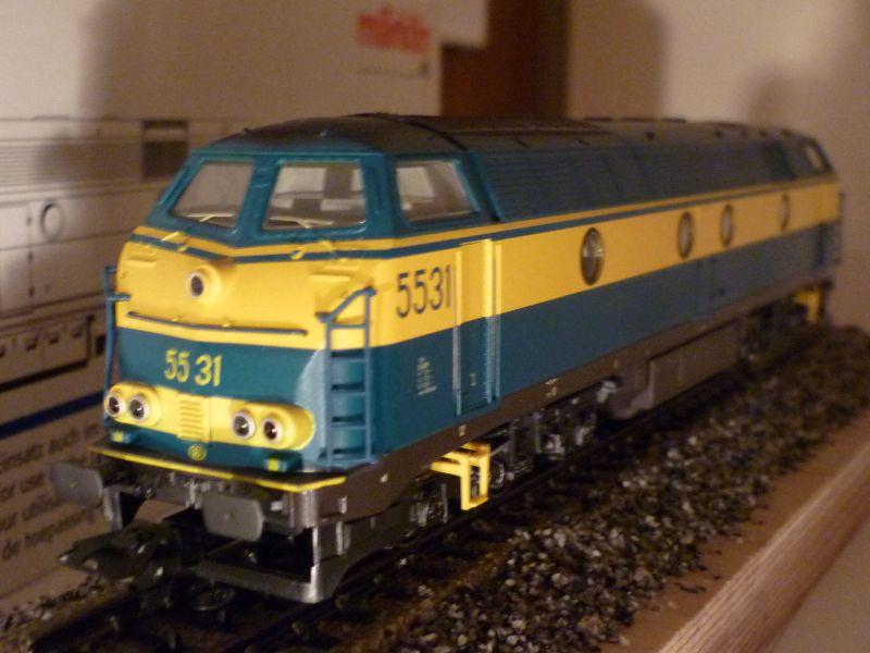 Ma collection de matériel CFL / SNCB  P1010410