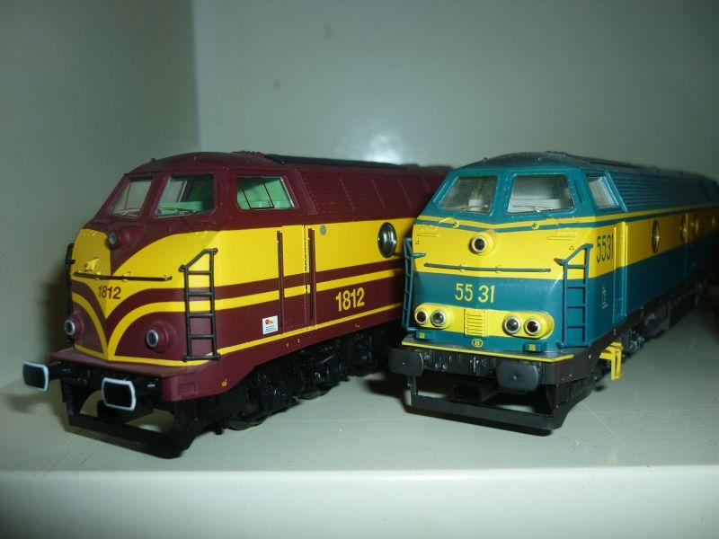 Ma collection de matériel CFL / SNCB  P1010711