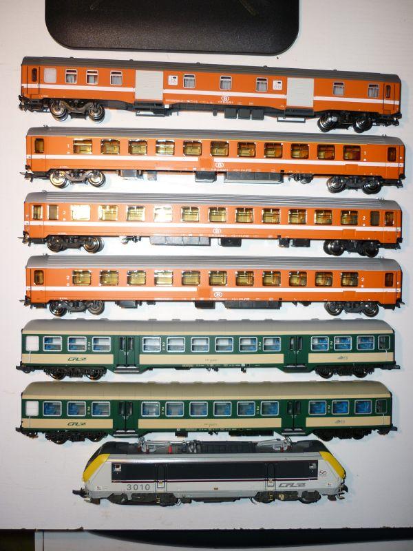 Les compositions voyageurs sur la Ligne du Nord 1980 -2011 en H0 P1020915
