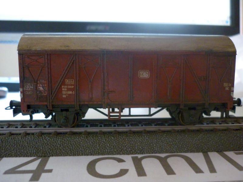 Patine d'un couvert type Gs  P1040214