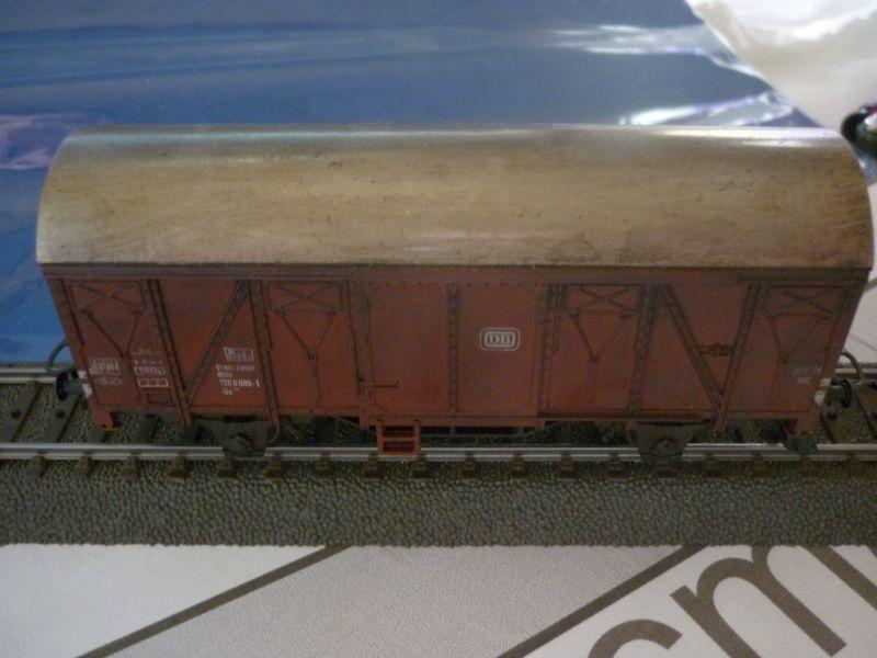 Patine d'un couvert type Gs  P1040217