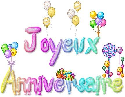 Joyeux anniversaire aux 2 pattes - Année 2012  - Page 5 Annive18