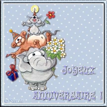 Joyeux anniversaire aux 4pattes- Mars 2012 Annive23
