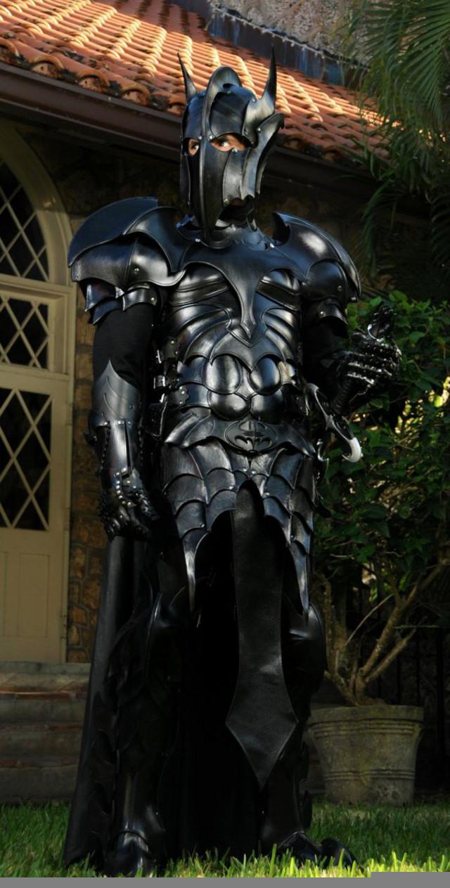 Les plus beaux cosplay (tout thème) Batman10