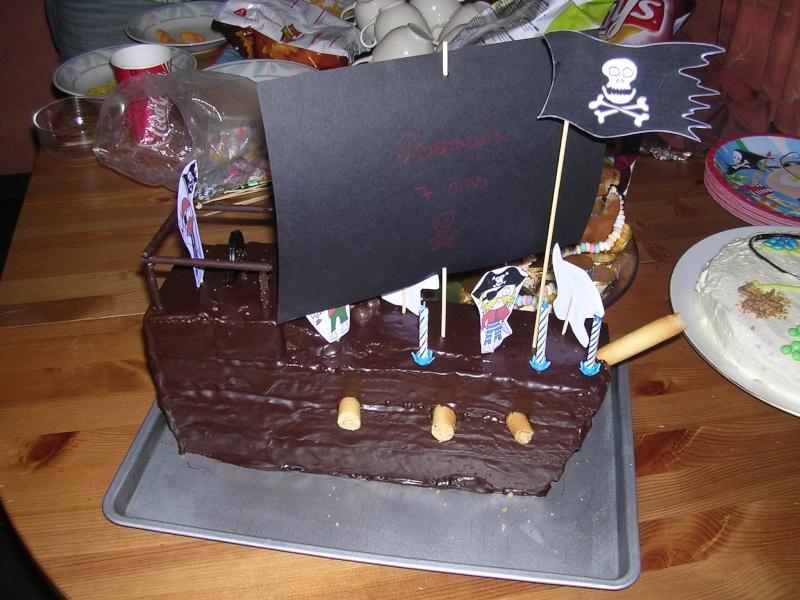 Le bateau pirate - Page 2 Dscn2410