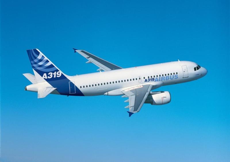 Aéronautique, l'Actu... A319-410