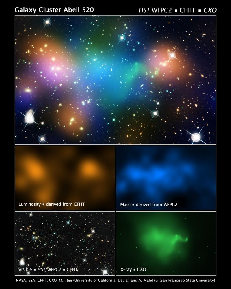 Quoi de neuf sur ''notre'' Univers... - Page 3 Abell_10