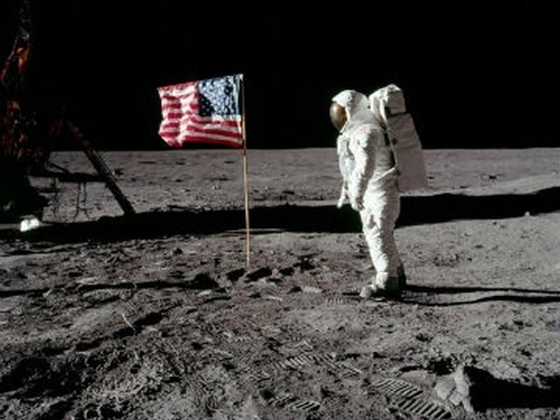 HISTORIQUE DE L'HOMME DANS L'ESPACE Aldrin10