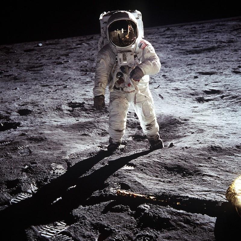 HISTORIQUE DE L'HOMME DANS L'ESPACE Aldrin11