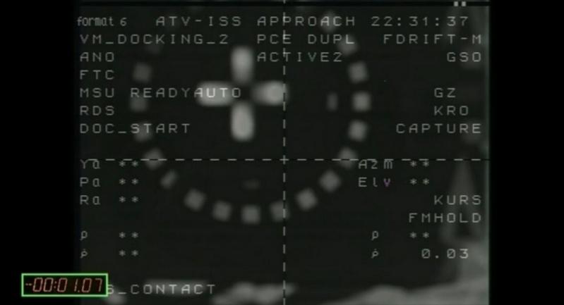LES RDV & MISSIONS avec L'ISS - Page 4 Amarra10