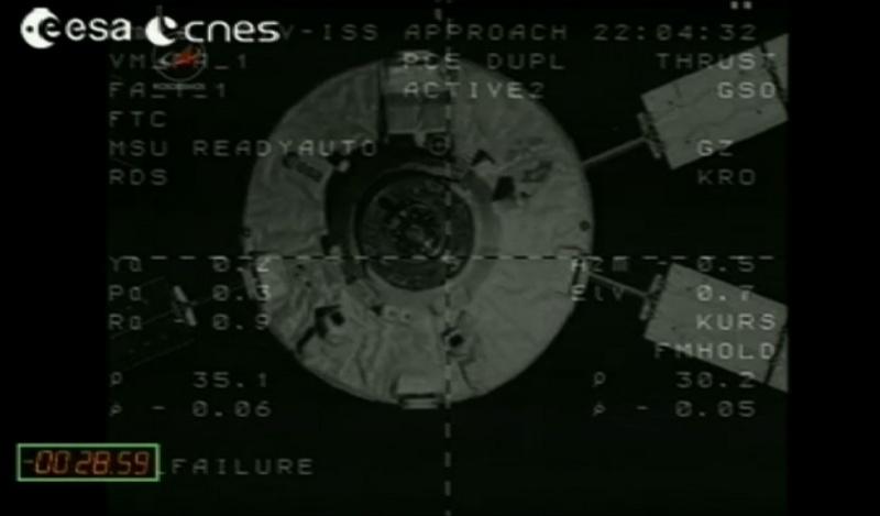 LES RDV & MISSIONS avec L'ISS - Page 4 Atv-3_10
