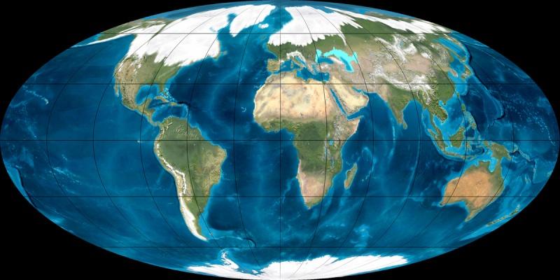 Les impacts positifs et négatifs du réchauffement climatique… Carte_10