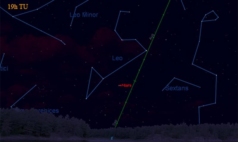EVENEMENTS AUTOUR DE L'ASTRONOMIE - Page 2 Cartem10