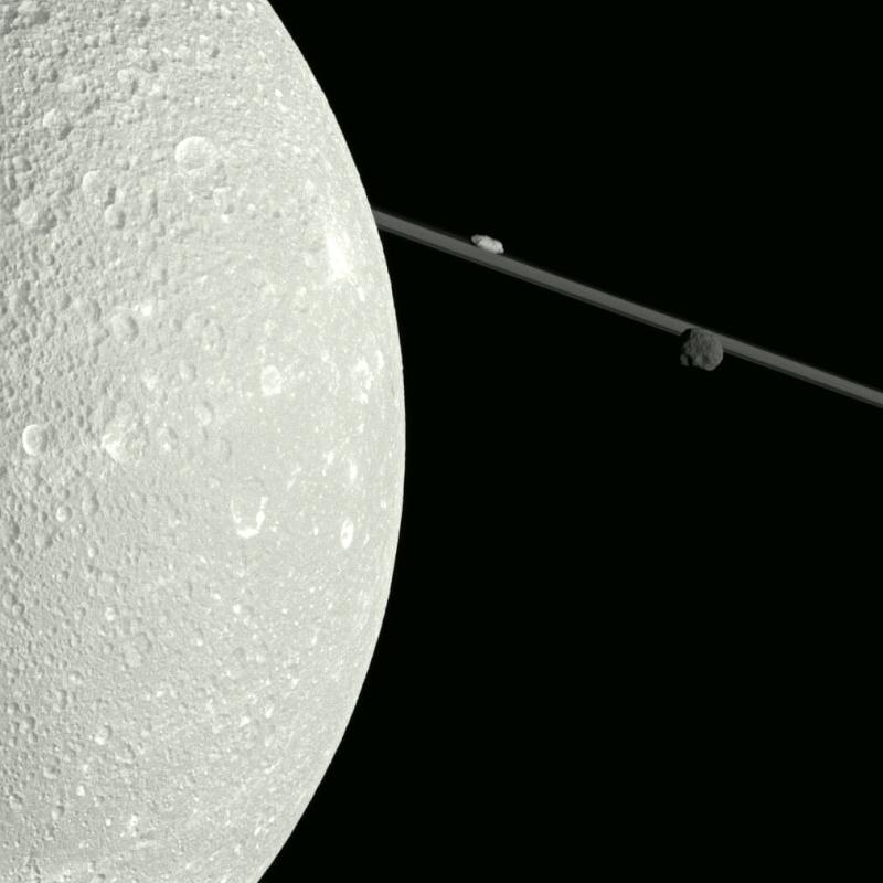 Les Satellites de Saturne par Cassini... - Page 2 Cassin10