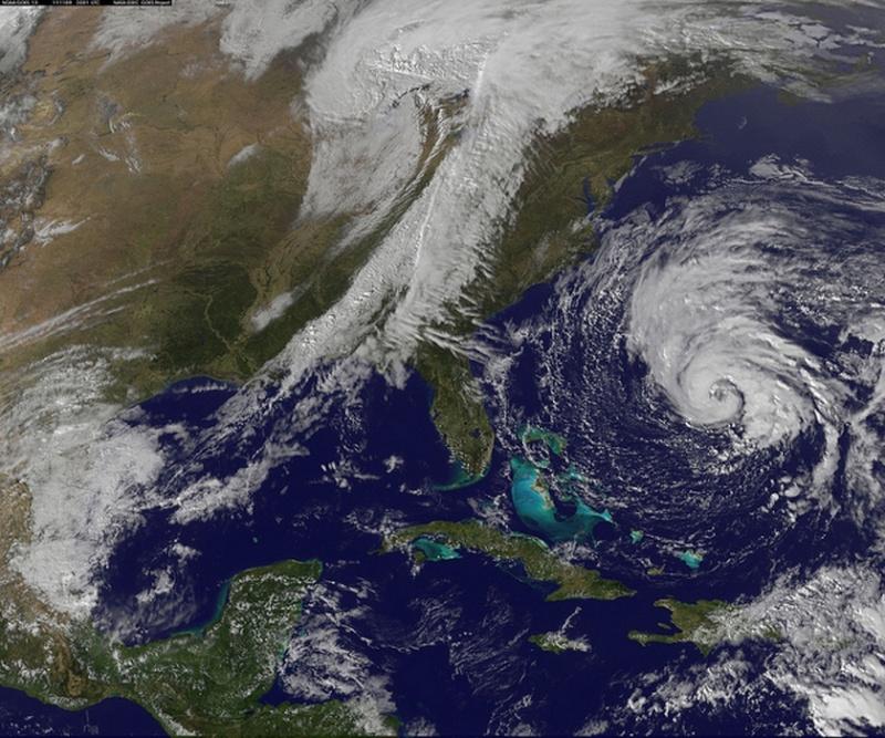 Les impacts positifs et négatifs du réchauffement climatique… Cyclon11