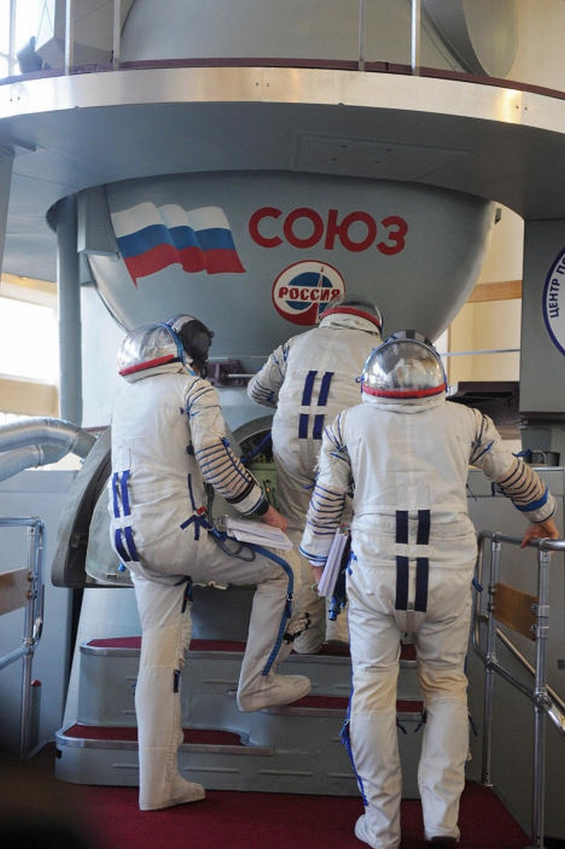 LES RDV & MISSIONS avec L'ISS - Page 4 Futurs12