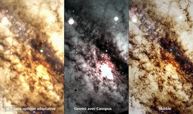 Télescopes, Radiotélescopes d'aujourd'hui et de demain... - Page 3 Gemini11