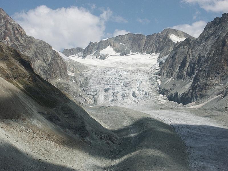 Les impacts positifs et négatifs du réchauffement climatique… Glacie11