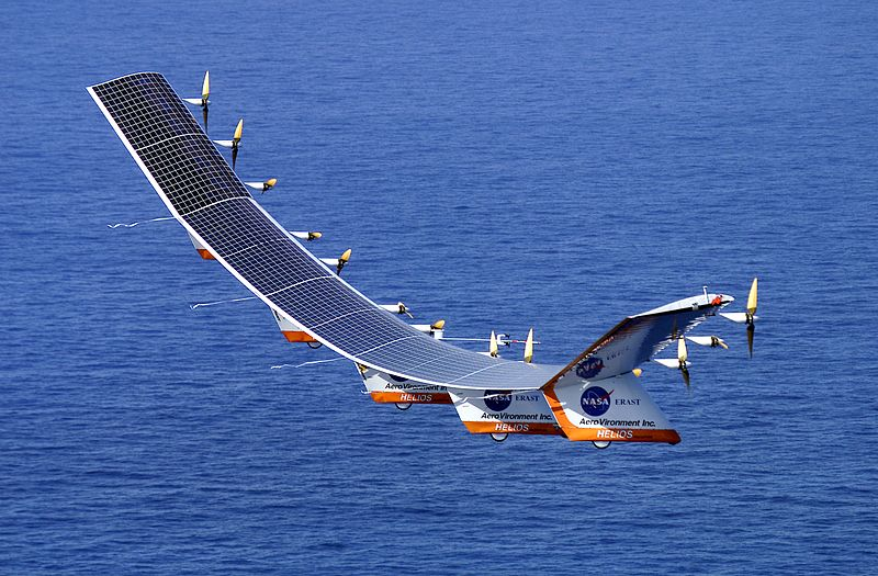 Aéronautique, l'Actu... Helios10