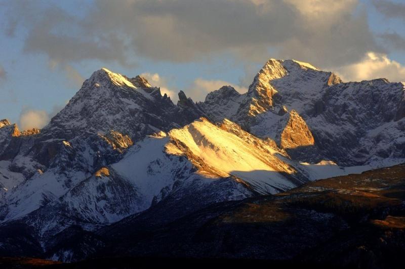 Les impacts positifs et négatifs du réchauffement climatique… Himala10